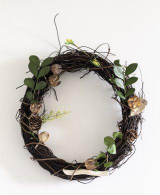 coroa de outono