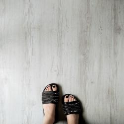 trocando piso em apartamento alugado