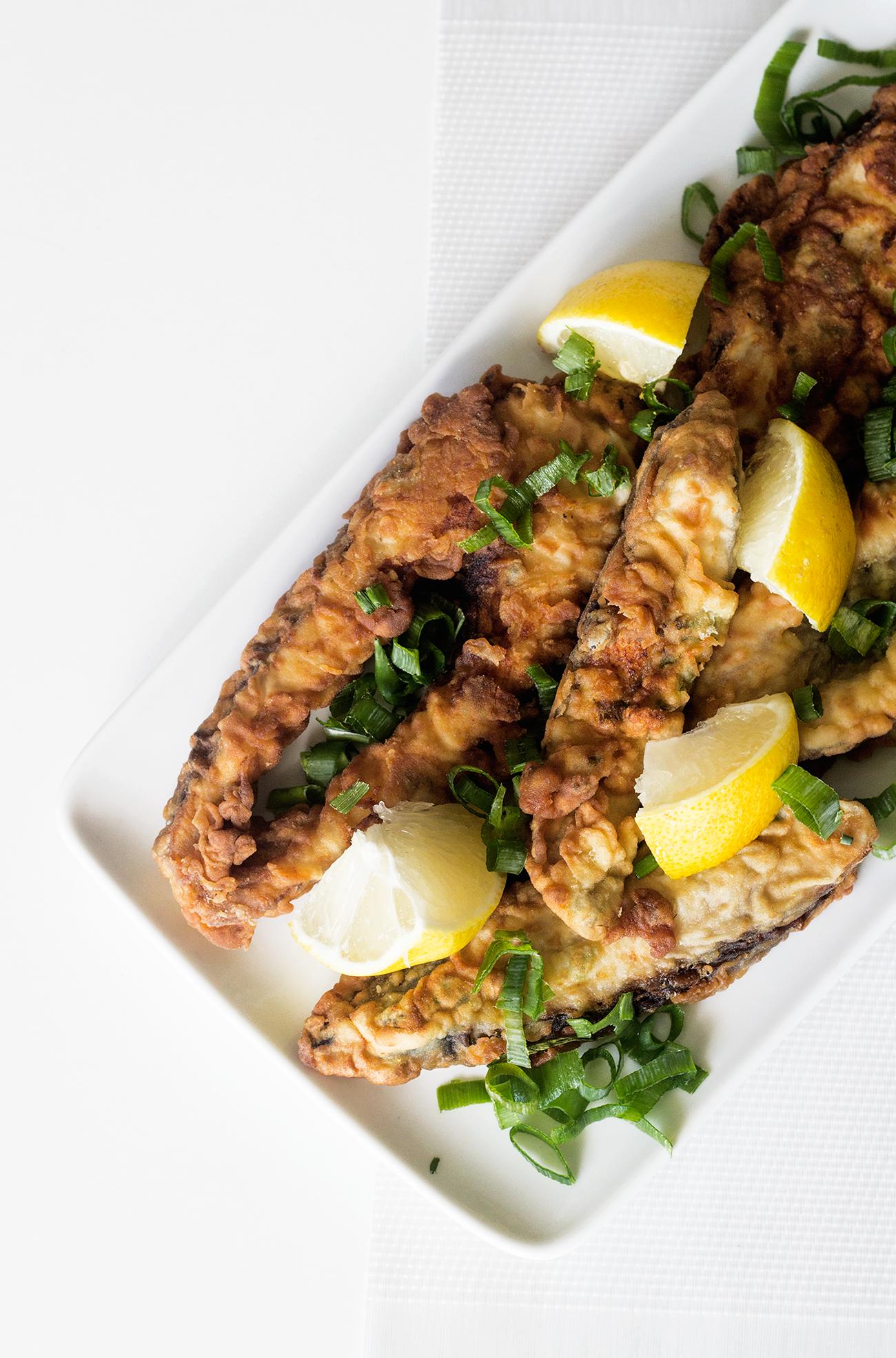 peixe tilápia empanado