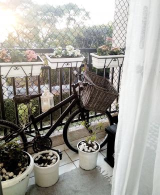 refazendo o jardim para primavera